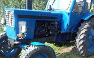 Трактор МТЗ-50: характеристики и особенности