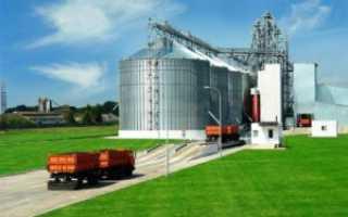 Особенности хранения зерна
