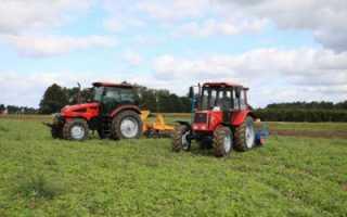 Трактор МТЗ 1523: технические характеристики и отзывы владельцев