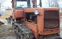 Трактор ДТ-75: характеристики и особенности