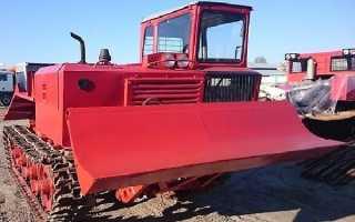 Технические характеристики трелевочного трактора ТДТ-55: размеры, вес