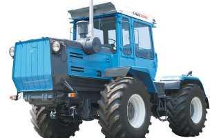 Трактор Т-150К – устройство и технические характеристики