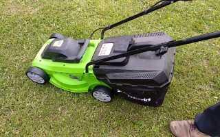 О газонокосилке Greenworks (Гринворкс): аккумуляторной, электрической