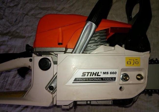 Бензопила Stihl Ms 660 Китай Подделка