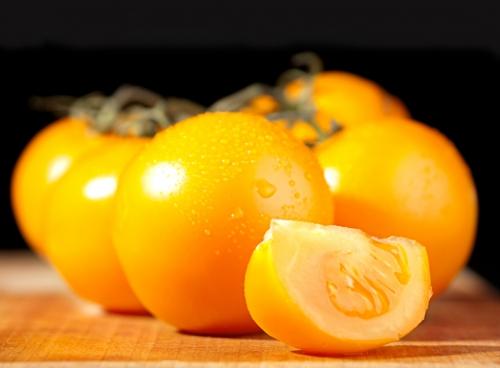 Как выращивать желтые помидоры