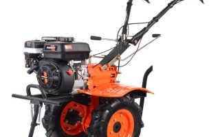 Мотоблок Патриот Вегас 7 технические характеристики, цена, отзывы владельцев и навесное оборудование