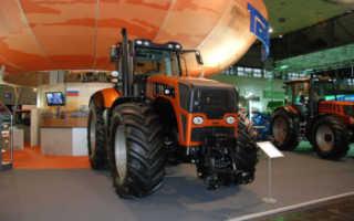Трактор Terrion ATM 3180 M технические характеристики, особенности устройства