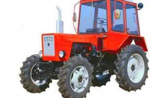 Трактор Владимирец Т-25: технические характеристики