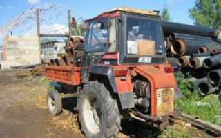 Универсальный трактор ВТЗ: обзор, характеристики, особенности и отзывы