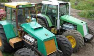 Самодельный трактор Бизон: описание, сборка, рекомендации