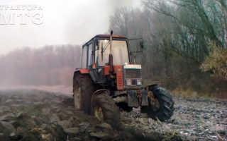 Беларус МТЗ-920: технические характеристики трактора