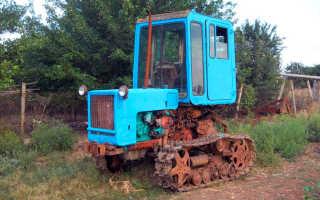 Трактор Т-70: технические характеристики, отзывы владельцев