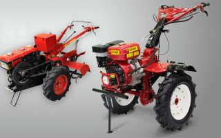 Мотоблоки Фермер — обзор технических характеристик моделей