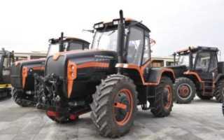 Трактор РТМ 160 технические характеристики, особенности устройства