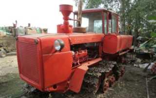 Трактор ДТ-175 Волгарь технические характеристики, особенности устройства и цена