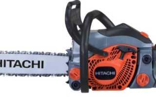 Бензопилы Хитачи (Hitachi)