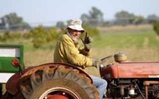 Права на трактор: как получить, где учиться? Удостоверение тракториста-машиниста