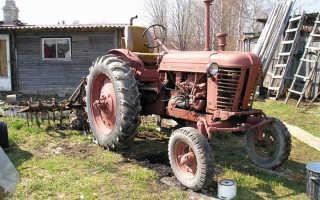 Трактор Т-28: технические характеристики, отзывы, фото