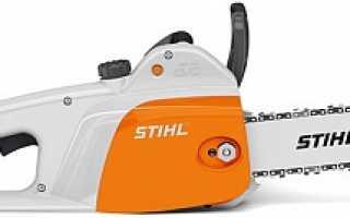 Электропила STIHL MSE 141 С-Q 14 отзывы владельцев и покупателей