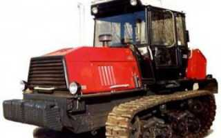 Трактор ВТ-150: технические характеристики