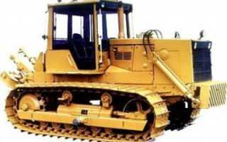 Гусеничный трактор Т-170: устройство, технические характеристики, фото и видео