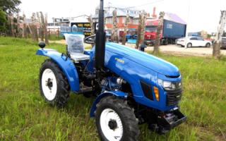 Трактор Русич 224