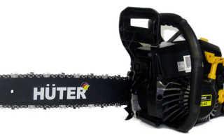 Бензопила Huter BS-40: характеристики, отзывы, описание, аналоги