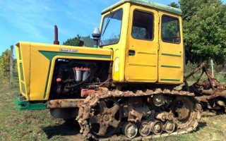 Трактор Т-54 (Болгар): технические характеристики, цена, отзывы