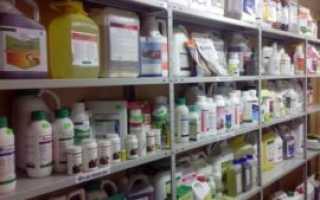 Фунгициды: список препаратов для растений