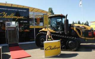 Трактор Challenger: характеристика, модельный ряд, цены