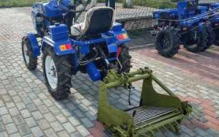 Мини-трактор Чувашпиллер 120: отзывы, технические характеристики, назначение