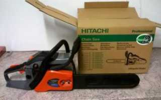 Hitachi CS33EB: характеристики и отзывы