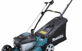 Makita PLM4120N: Газонокосилки Makita™