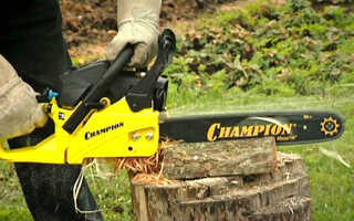 Бензопила Чемпион — модель champion 137, чемпион 240, champion 137 16, видео