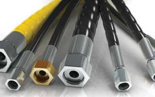 Для чего предназначен металлорукав высокого давления