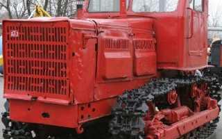 Технические характеристики трактора Т-4 (Алтаец)