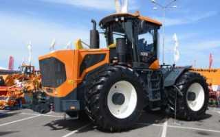 Трактор Амкодор 5300 технические характеристики, особенности устройства