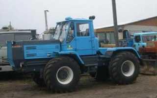 Трактор ХТЗ: описание, характеристики