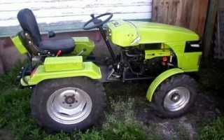 Мини-тракторы — Ставрополец: особенности моделей ХТ220В, 130 и 160, СТ-180 и 150