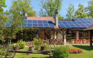 Солнечная электростанция — будущее энергетики