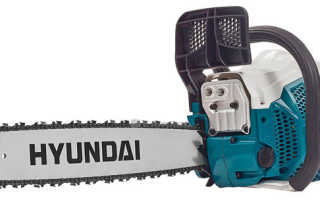 Бензопилы Hyundai (Хюндай)