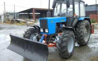Трактор МТЗ-82: технические характеристики, описание, цена